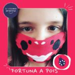 Mascherina_Fortuna a pois
